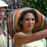 Старик Хоттабыч, Сваты... Куба и Маня выясняют, кто на кого похож.