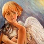 Как Ангел нашу кошку перевоспитывал. Часть 9, последняя