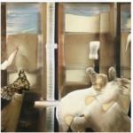 """""""Умру - продадите"""". Алиса рисует Маняху и собак"""